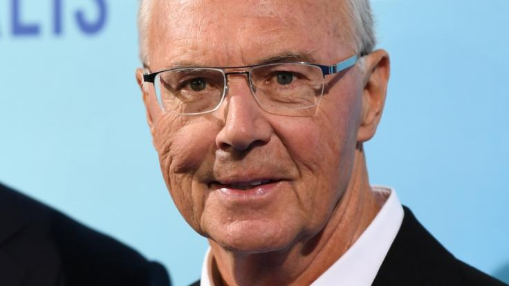 Franz Beckenbauers Enkel ist frisch verliebt.