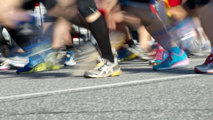 Alle aktuellen Infos zum Marathon-Sonntag lesen Sie hier auf news.de. (Foto)