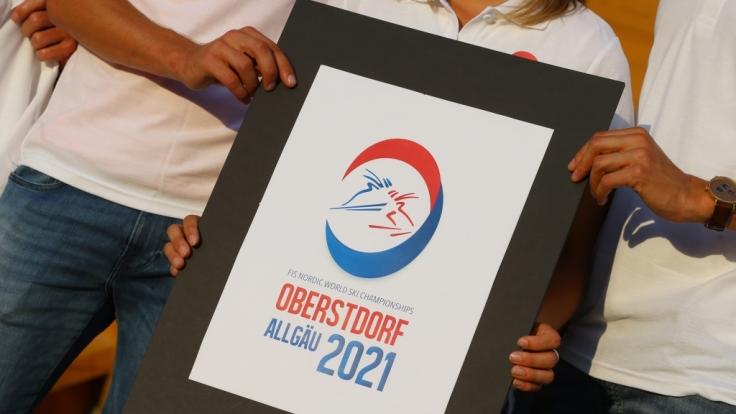Die Nordische Ski-WM 2021 findet vom 25. Februar bis 7. März in Oberstdorf im Allgäu statt. (Foto)