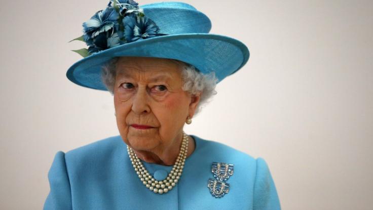 Queen Elizabeth II. geriet schon mehrfach ins Visier von Attentätern. (Foto)