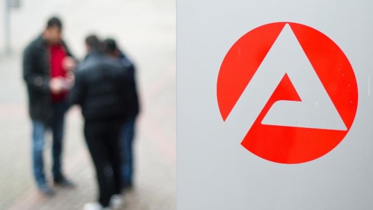 431.350 in Deutschland lebende Asylbewerber sind erwerbsfähig. (Foto)