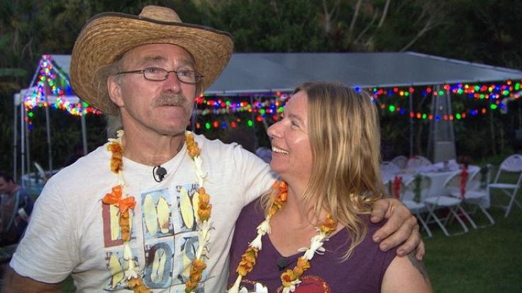 Manu und Konny Reimann haben sich ihren Traum vom Haus unter Palmen erfüllt. (Foto)