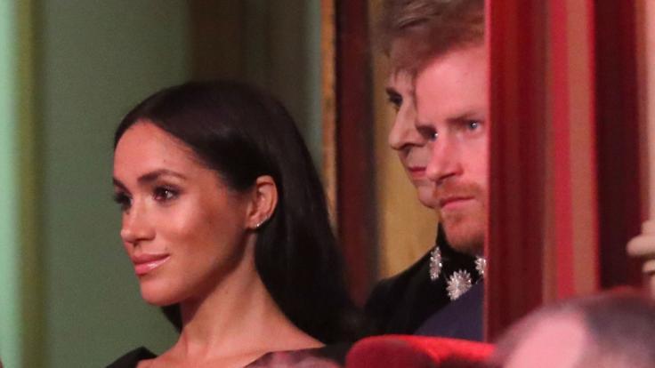 Prinz Harry hatte wegen einer ganz bestimmten Person Grund zur Eifersucht, wie eine aktuelle Biografie behauptet. (Foto)