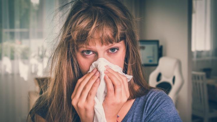Die Grippewelle 2020 rollt über Deutschland.