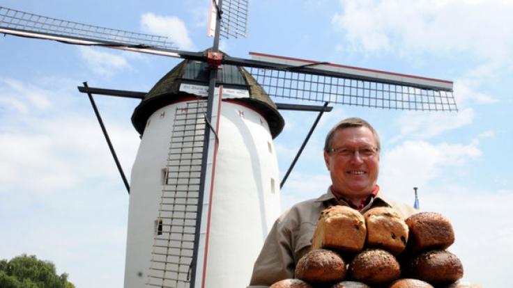 Wer Müller heißt, kann sicher sein: Einer seiner Vorfahren hat in einer Mühle gearbeitet. (Foto)