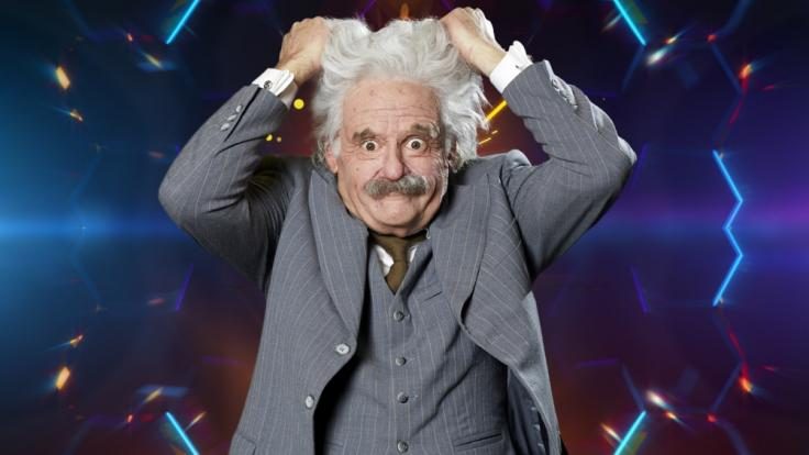 """Imitator Max Giermann präsentiert die neue RTL-Show """"Einstein Junior - Deutschlands cleverste Kids"""". (Foto)"""