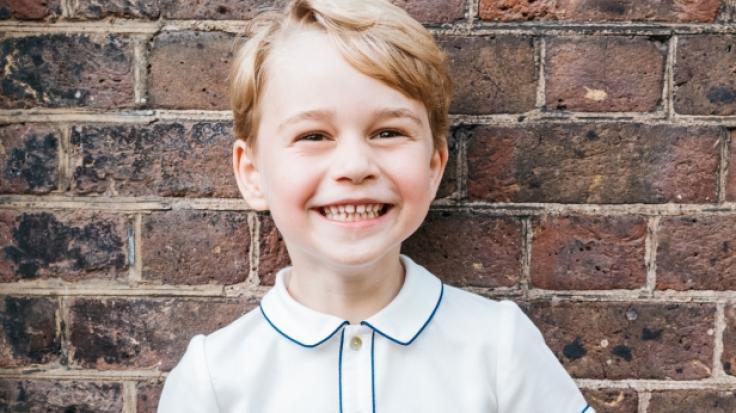 Prinz George ist als kleiner royaler Frechdachs mit Schalk im Nacken bekannt.