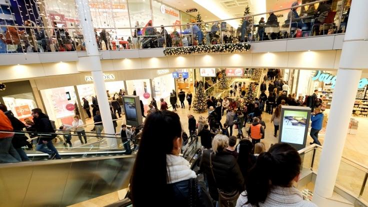 In diesen Städten können Sie am Sonntag shoppen gehen. (Foto)