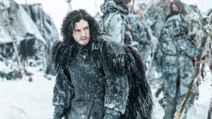 Jon Snow (Kit Harington) hat jetzt kurze Haare.