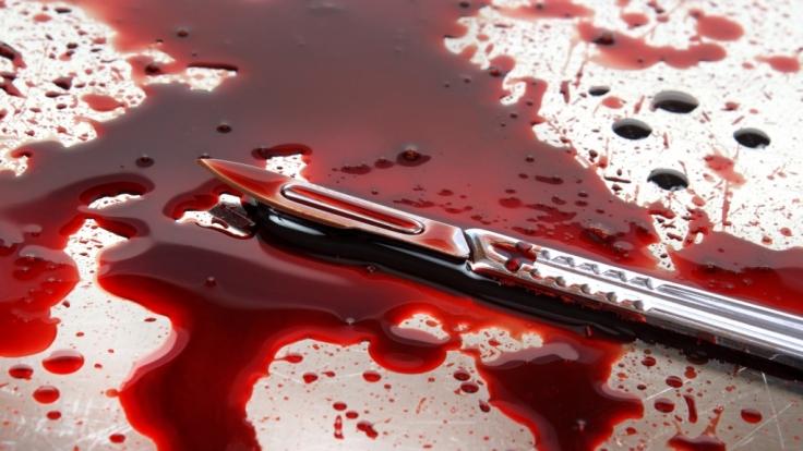 In Indiana, USA, ermordete ein Mann seine Ex-Freundin und aß Teile ihrer Leiche. (Foto)