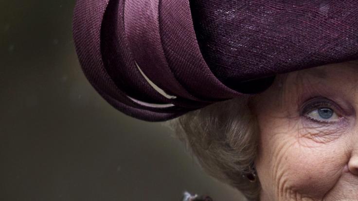 Die damalige Königin Beatrix saß als Kind im Gefängnis.