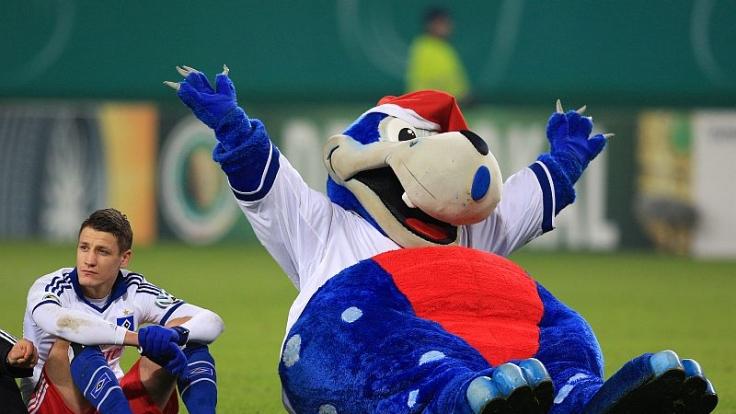 Kann der Bundesliga-Dino am Ende dieser verkorksten Saison doch noch jubeln?