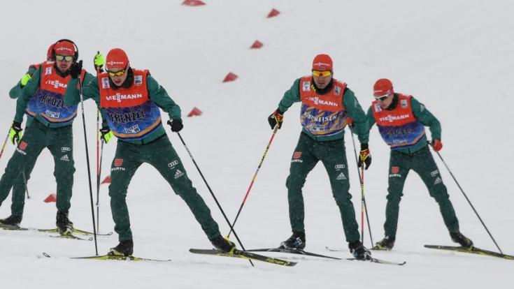 Das Weltcup-Finale der Nordisches Kombination findet 2019 in Schonach (Deutschland) statt. (Foto)