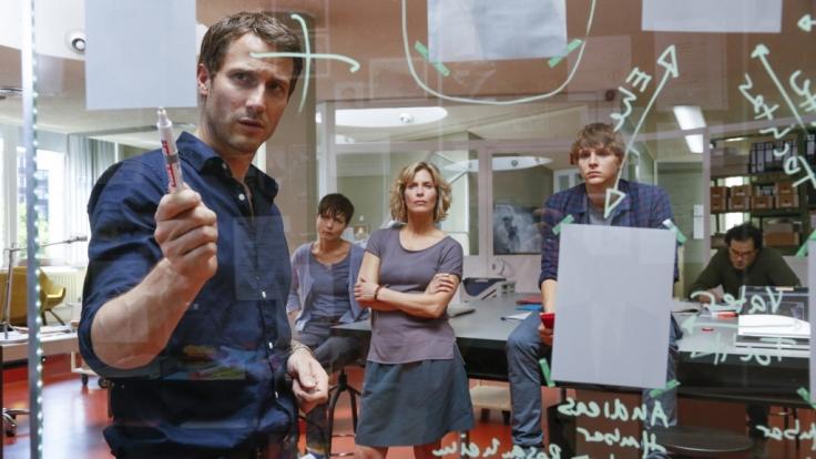 Das Team der IEK, einer Spezialeinheit des LKA Berlin, ermittelt in einem neuen Fall. (Foto)