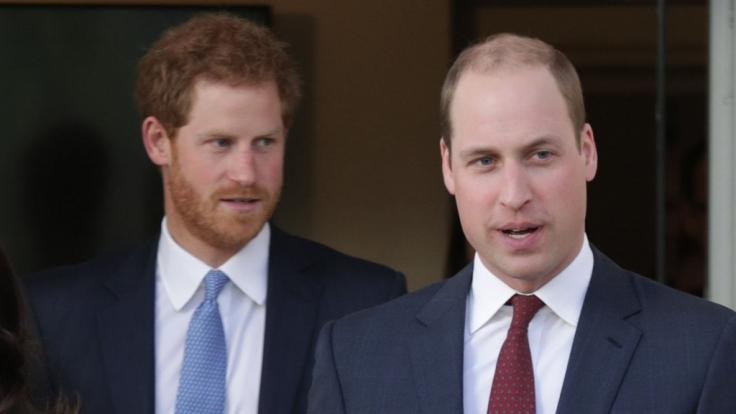 Prinz William (re.) galt als heißer Favorit, der Trauzeuge von Prinz Harry zu werden - doch offenbar hat der Bräutigam von Meghan Markle andere Pläne.