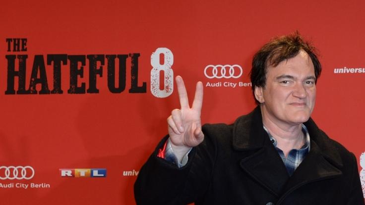"""Mit """"The Hateful 8"""" brachte Tarantinos einen mittlerweile achten Langspielfilm heraus. (Foto)"""