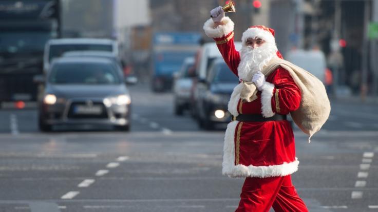 Eine Schule in den USA will es Kindern offenbar nicht zumuten, dass sie die Wahrheit über den Weihnachtsmann erfahren (Symbolbild).