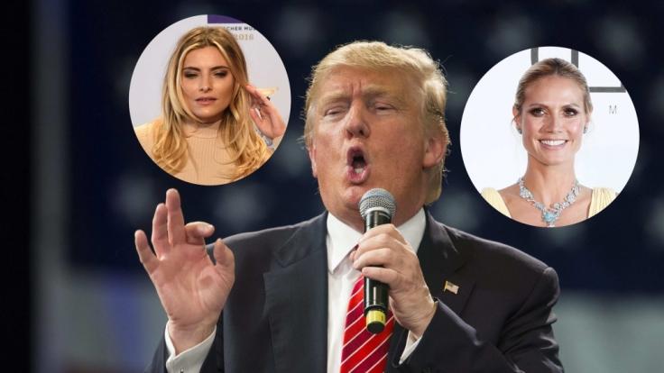 Thomalla, Trump, Klum - Wie schlau sind die Stars?