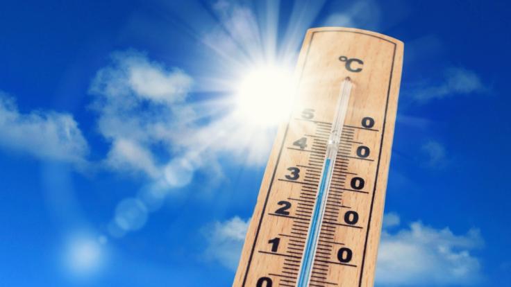 Bei Temperaturen über 36 Grad hilft nur kühlen, oder?