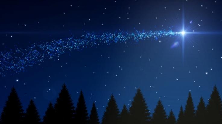 Der Dezember wird ein Super-Astronomie-Monat. (Foto)