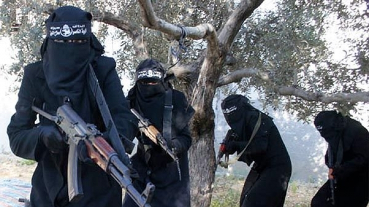 IS-Terroristen sollen auch ihre eigenen Leute umbringen. (Symbolbild)