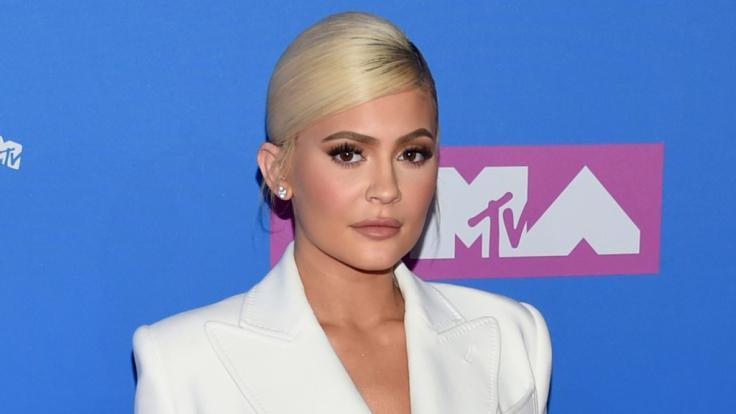 Kylie Jenner präsentierte ihren Instagram-Followern einen neuen Look. Doch ein Detail erschreckte die Fans