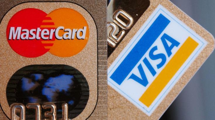 Betrüger haben Daten von hunderten Kreditkartenbesitzern gestohlen. (Symbolfoto) (Foto)