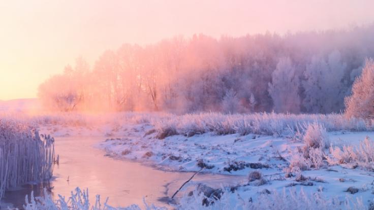 Laut Meteorlogen droht uns ein zu kalter Dezember. (Foto)