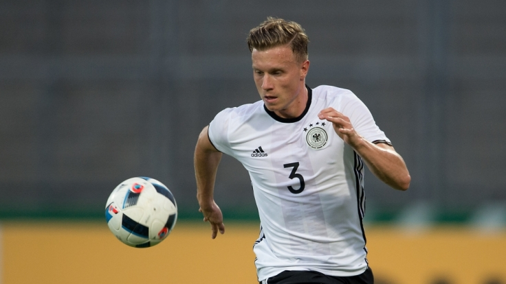 Yannick Gerhardt gibt gegen Italien sein Länderspiel-Debüt. (Foto)