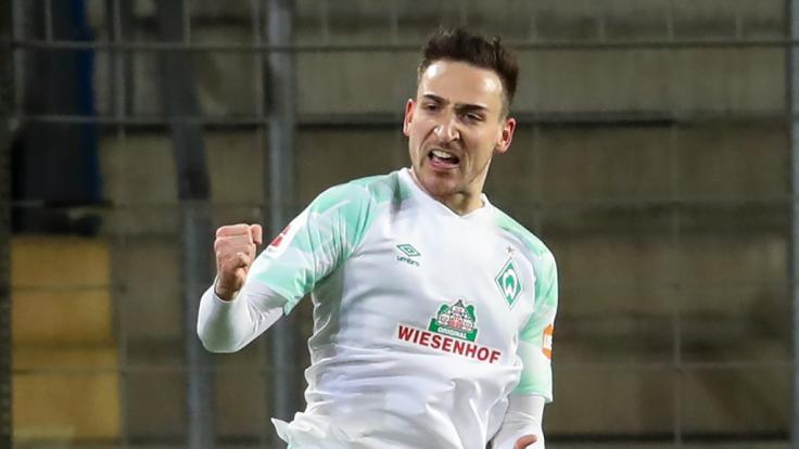 Kevin Möhwald wechselt vielleicht vom SV Werder Bremen zum 1. FC Union Berlin. (Foto)