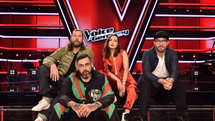 The Voice of Germany bei Sat.1 (Foto)