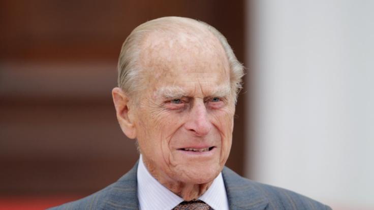 Der Ehemann der Queen: Prinz Philip, Herzog von Edinburgh.