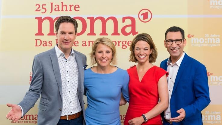 """Das """"ARD-Morgenmagazin"""" wird normalerweise immer live ausgestrahlt. (Foto)"""