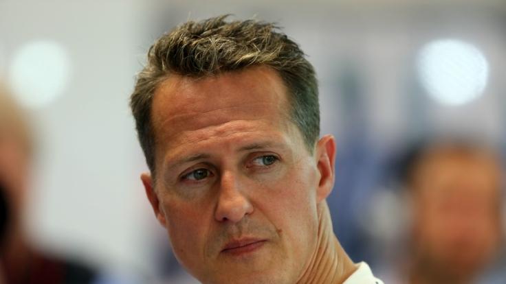 Wie geht es Michael Schumacher aktuell? (Foto)