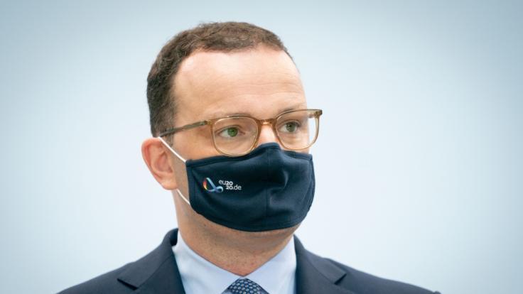 Jens Spahn in den aktuellen Coronavirus-News.