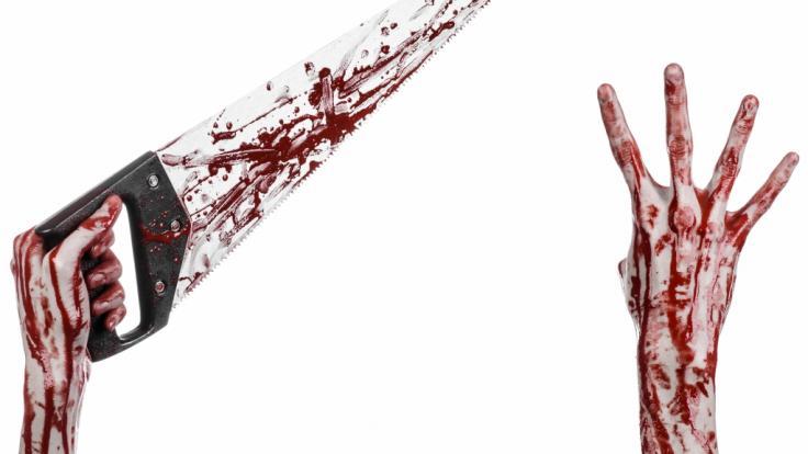 Ein 22-Jähriger soll in den USA den Kopf seiner toten Mutter mit einer Säge abgetrennt haben (Symbolfoto). (Foto)