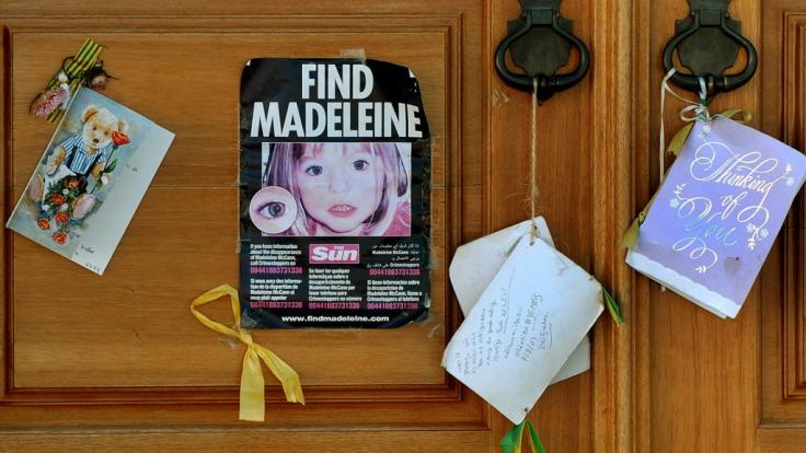 Ein Ermittler will die Hoffnung im Vermisstenfall Madeleine McCann nicht aufgeben. (Foto)