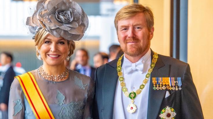 König Willem-Alexander von den Niederlanden ist nicht der einzige mit Namensproblemen. (Foto)