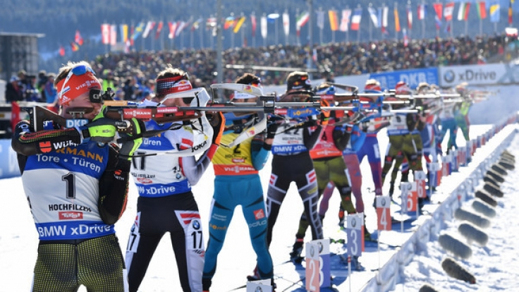biathlon staffel damen heute