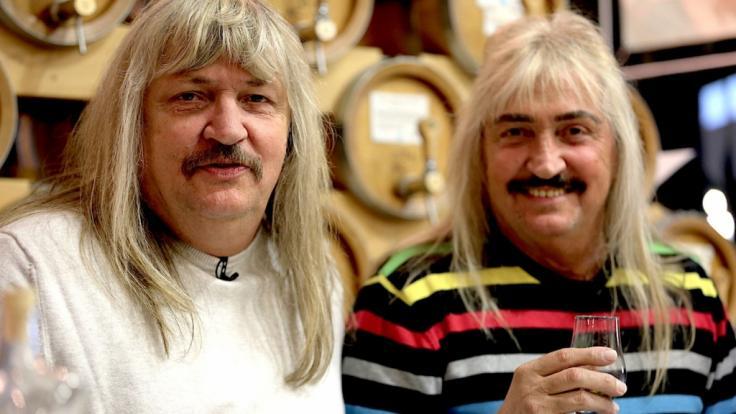 """Manfred (l) und Werner Wurst in """"Willkommen bei Familie Wurst"""". (Foto)"""