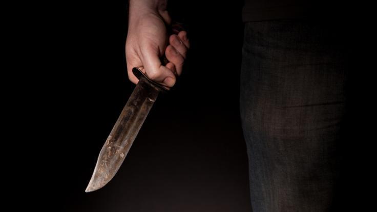 Ein Mann hat seine schwangere Frau aufgeschlitzt. (Foto)