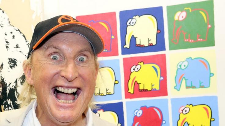 Am Samstag feiert Comedian Otto Waalkes seinen 69. Geburtstag.