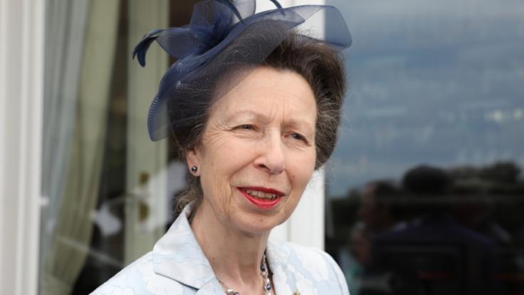Prinzessin Anne, die einzige Tochter von Queen Elizabeth II., soll Angestellten gegenüber nicht immer einen freundlichen Ton anschlagen. (Foto)
