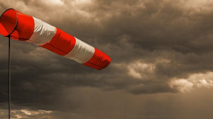 Meteorologen warnen ab Donnerstag vor heftigen Sturmböen. (Foto)