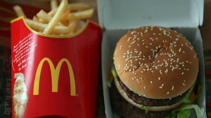 Der beliebte Big Mac könnte bald aus dem McDonald's Sortiment fliegen. (Foto)