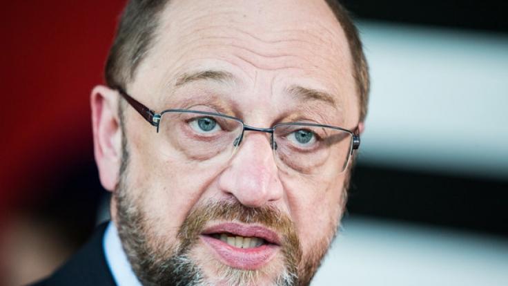 Hat Martin Schulz eine Chance gegen Angela Merkel?