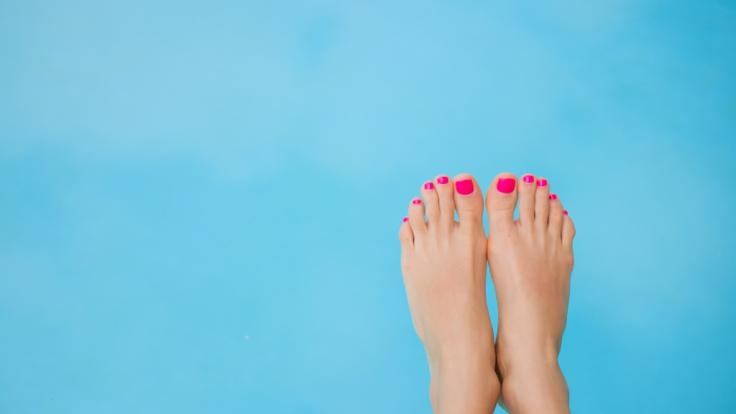 Fetischisten beurteilen die Füße von Promis auf Bewertungsportal. (Foto)