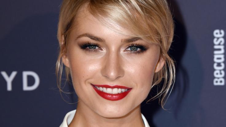 Lena Gercke hat sich als erfolgreiches Model international etabliert. (Foto)