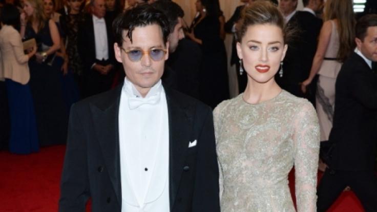 23 Jahre trennen Amber Heard und Johnny Depp.