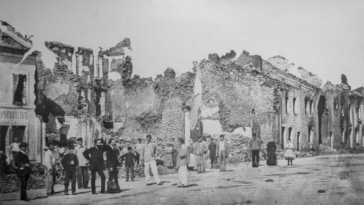 Der Bruderkrieg - Deutsche und Franzosen 1870/71 bei Arte (Foto)